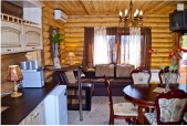 Дом м.Гидропарк с банкетным залом - кухня