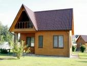 Дом на Осокорках с выходом на озеро