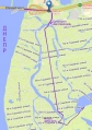 Аренда дома посуточно на Осокорках, на берегу озера! - карта
