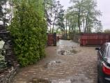 Аренда коплекса посуточно  из двух срубов по  Новообуховской трассе! - бассейн вночи