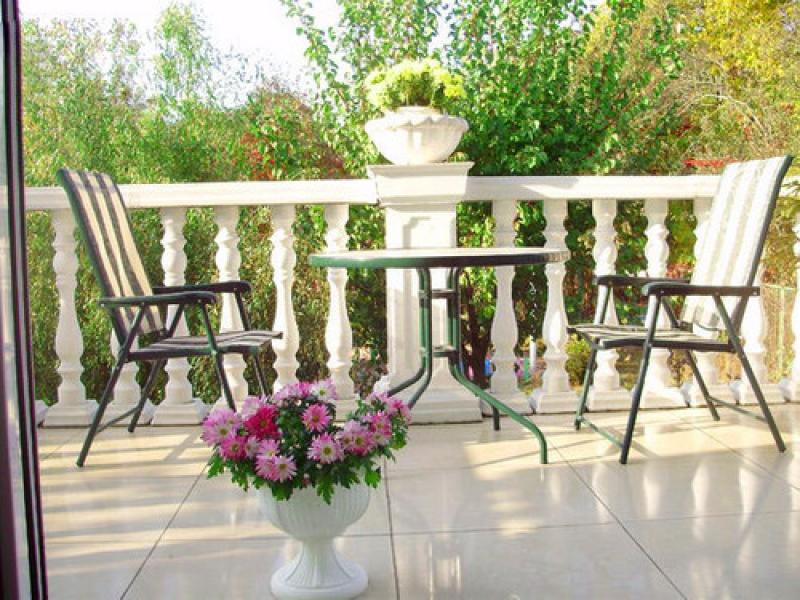 Аренда дома в центре, Русановские сады, МВЦ! - балкон