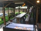 Аренда коттеджа посуточно  за Украинкой,село Щербановка! - летние столы