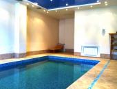 Посуточно помещения на подоле, с бассейном и баней!