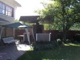 Аренда дома посуточно на Русановских садах МВЦ - двор