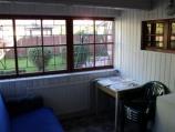 Аренда дома посуточно на Русановских садах МВЦ - балкон