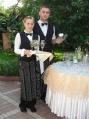 Аренда особняка посуточно для свадеб, село Чабаны! - официанты