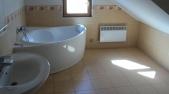 Аренда сруба посуточно  на Осокорках - ванная