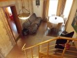 Аренда дома посуточно в Зазимье!  - вид с лестницы