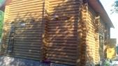 Аренда дома на Новый Год, Голосеево!-стена дома