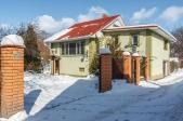 Аренда дома в центре, Русановские сады, МВЦ! - дом зимой