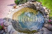 Аренда дома посуточно на Русановских садах! - декоративное озеро