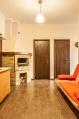 База отдыха - спальня с камином