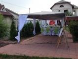 Аренда дома посуточно Софиевская Борщаговка! - телевизор