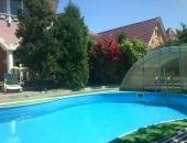 БЕЗ% Посуточно дом на Софиевской Борщаговке с баней, бассейном и бильярдом