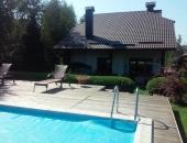 БЕЗ % Посуточно дом с бассейном в Василькове