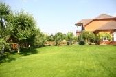 Аренда особняка посуточно для свадеб, село Чабаны! - газон