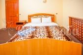 Коттедж посуточно на воде Конче-заспа - спальня