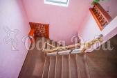 Коттедж посуточно на воде Конче-заспа - лестница