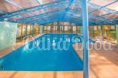 Аренда дома посуточно в Буче для свадеб, корпоративов! - крытый бассейн