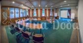 Аренда дома посуточно в Буче для свадеб, корпоративов! - голубой банкетный зал