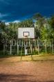 Аренда дома посуточно на Трухановом Острове! - баскетбольное поле